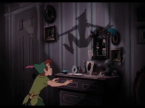 Peter Pan Diamond Edition - Peter's Shadow Clip - YouTube