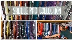 My Saddle Pad Collection // LeMieux, PS of Sweden & Equestrian Stockholm