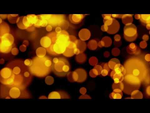 Новогодние футажи Боке 10 вариантов