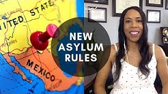 NEW ASYLUM RULES; Third Country Rule; Immigration Lawyer in New York (2019)