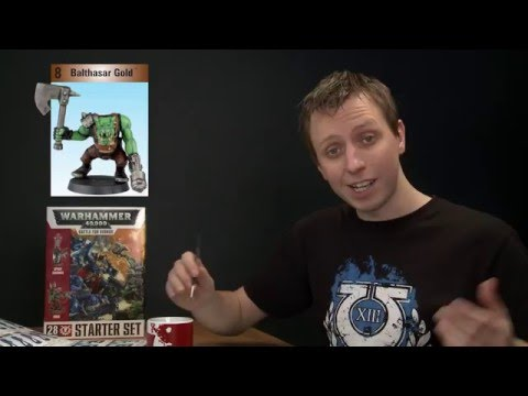 Battle for Vedros: painting an Ork Boy