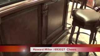 Howard Miller Wine And Bar Cabinet | 693027 Cheers