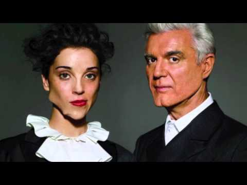 The Forest Awakes: David Byrne & St.Vincent