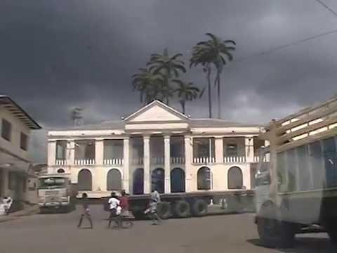 Gvineja Malabo , Gabon Libervil, Sao Tomba & Principe