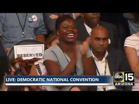 FULL: Actress Angela Bassett - Democratic National Convention