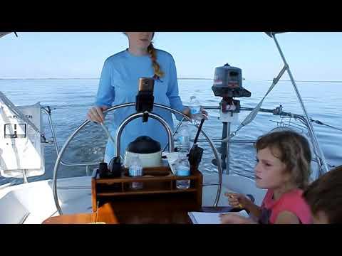 Sail to Saint Michael's Maryland on the Chesapeake Bay