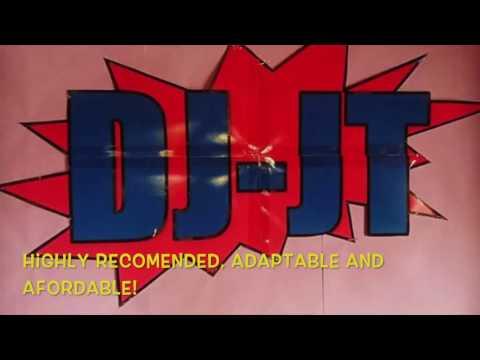 DJ   JT Advert 1