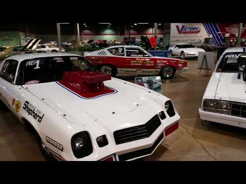 2017 Muscle Car and Corvette Nationals MCACN Video Tour