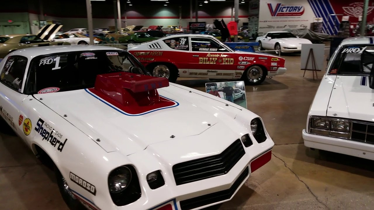 2017 Muscle Car And Corvette Nationals Mcacn Video Tour Youtube