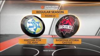 Маккаби Т-А : Баскония