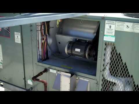 Hvac changing blower motor doovi for Bad blower motor symptoms in hvac