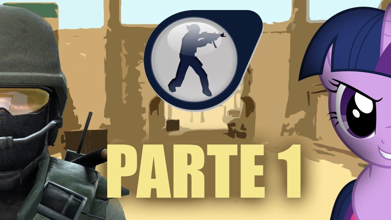 Counter Strike: Source (Loquendo) - PARTE 1