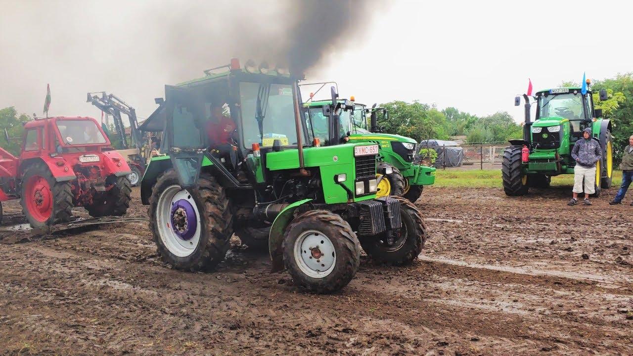 Mtz 82, Belarus 892.2 tractors pulling 2019