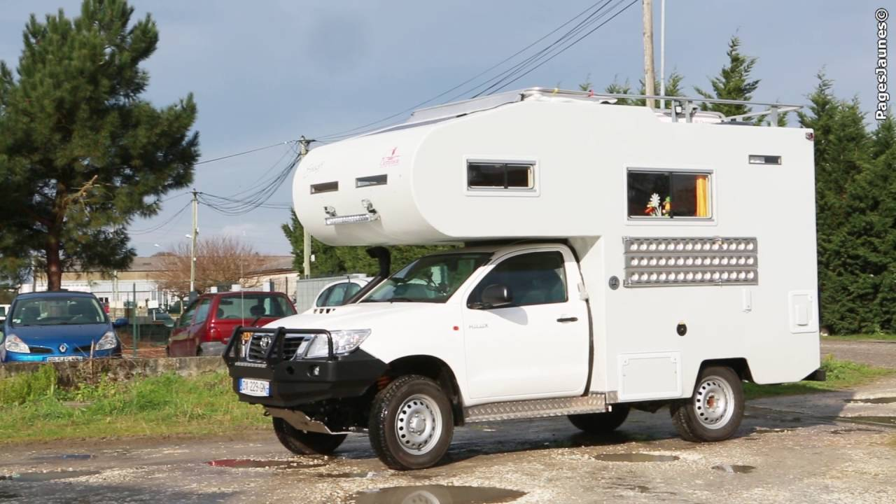 Populaire Aménagement de camping-car - Macau (33) - Clémenson - YouTube GL47