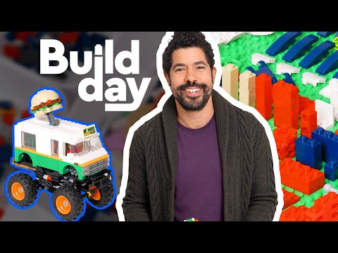 LEGO Unboxing Tips and Ideas | LEGO Build Day
