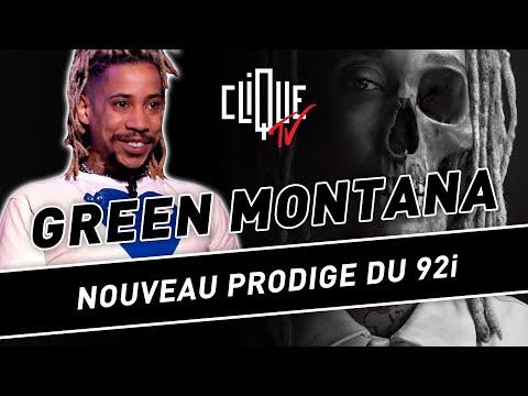 Youtube: Green Montana: nouvelle pépite du rap francophone