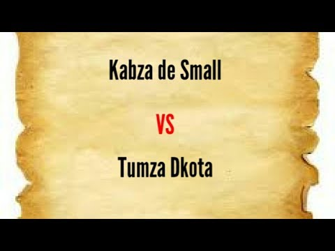 Kabza de Small VS Tumza Dkota 2017 SA House Mix #4 - African Jackson