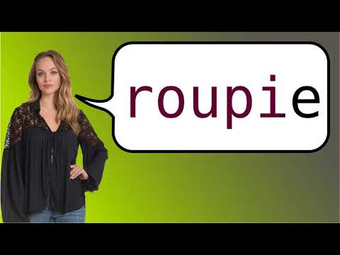 How to say 'Mauritian rupee' in French?