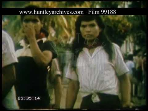 Conflict In The Third World, 1980s - Film 99188