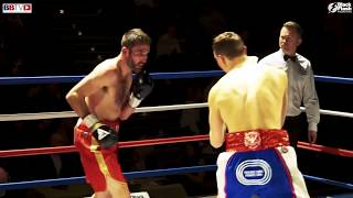 HARRY WOODS VS SPENCER THOMAS - BBTV - BLACK FLASH PROMOTIONS MANCHESTER
