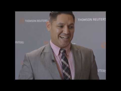 Meet Tony, an Inside Sales Representative at Thomson Reuters