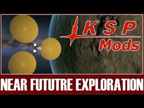 KSP Mods - Near Future EXploration