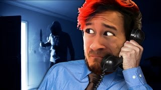 DON'T ANSWER THE PHONE... | Nighttime Visitor