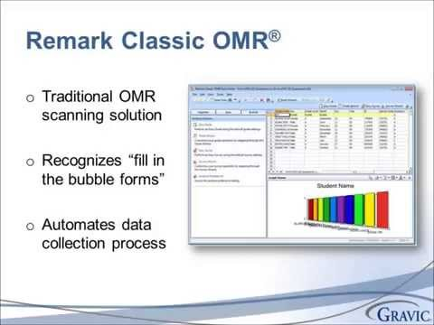 Remark Classic OMR · Remark Software