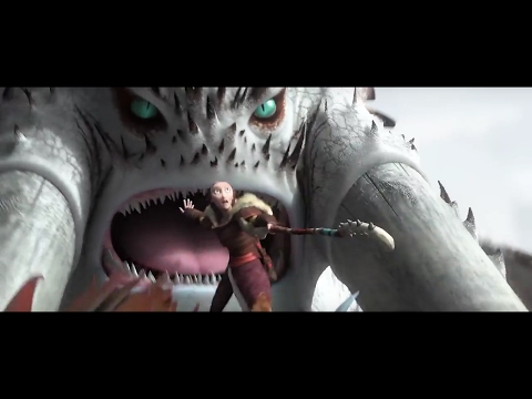 How To Train Your Dragon 2 - Battle Of The Bewilderbeast - English thumbnail