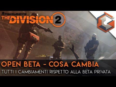 The Division 2   Open Beta Cosa Cambia   Tutti i miglioramenti