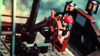 Lego Pirates of the Caribbean  - The Black Pearl   4184