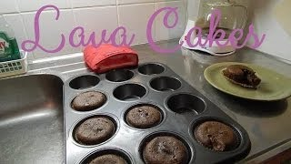 How To: Easy Lava Cake Recipe Thumbnail