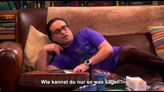 The Big Bang Theory - Harry Potter Spoiler Alert