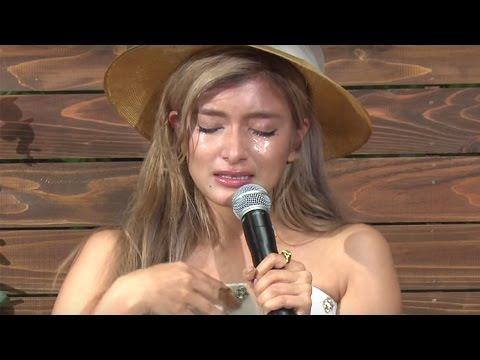 ローラ、号泣!ファンクラブ開設に「お返ししたかった」 #Rola