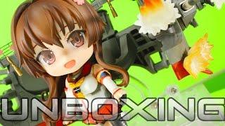 Nendoroid 520 | Yamato - KANCOLLE - Anime Figure Unboxing ねんどろいど 大和