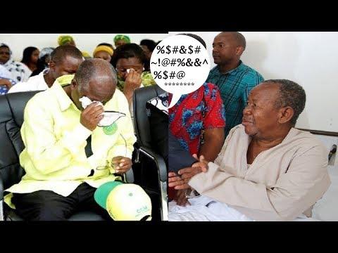 Wosia huu wa Mzee Majuto utamliza JPM