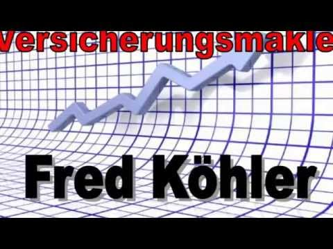 Maklerbüro Fred Köhler Versicherungsmakler Brandenburg Altersvorsorge Märkisch-Oderland