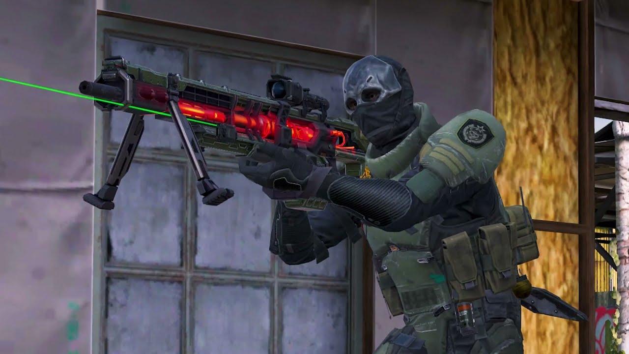 Call of Duty®: Mobile - Nikto vs Nikto