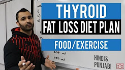 Best Exercise Videos | THYROID Fat Loss Diet Plan
