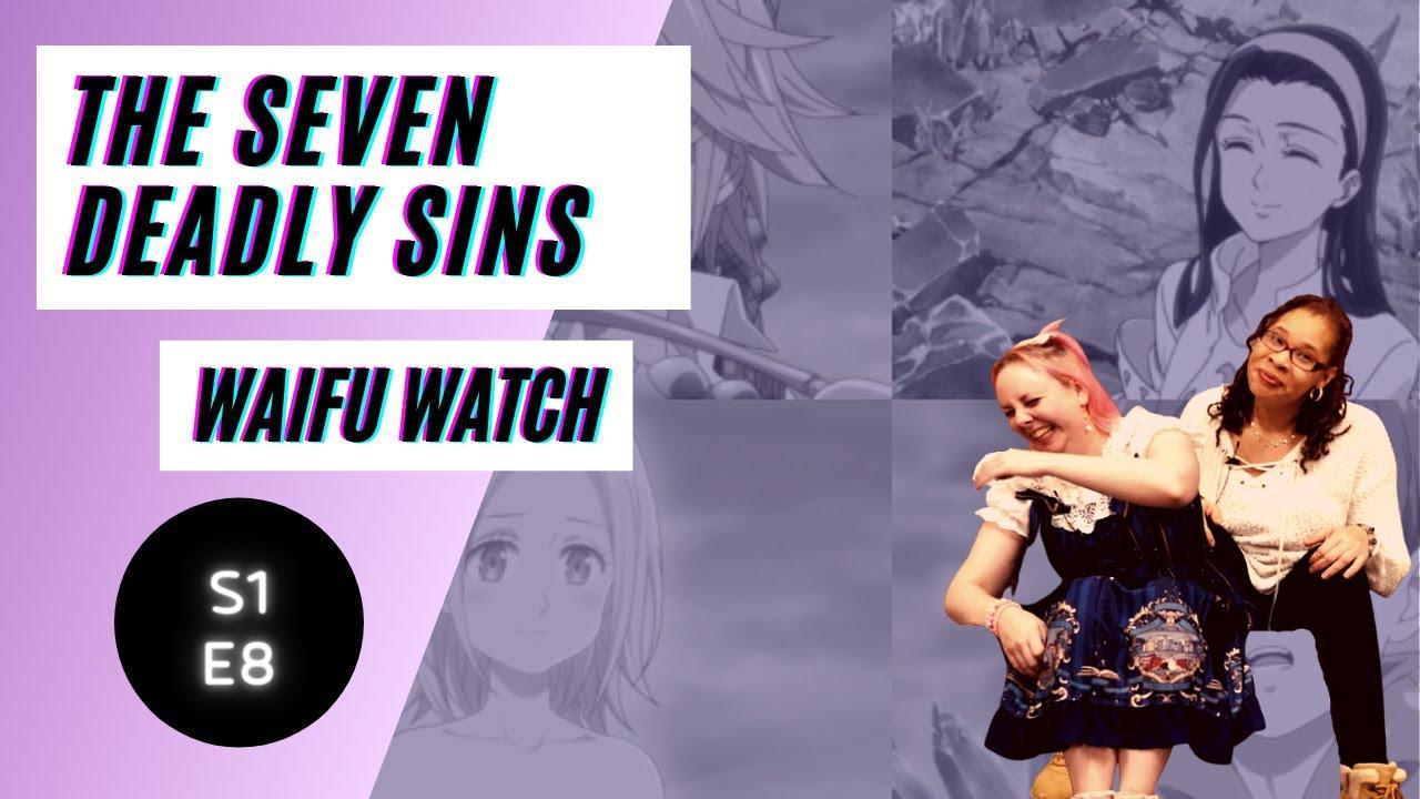 Download The Seven Deadly Sins | S1E08 | Dreadful Pursuer | Waifu Watch