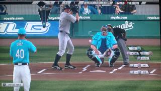 Game 99 part 2 in franchise mode in MLB 11 The Show w/TROCKMONEYK