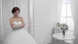 Свадебные платья VESILNA™ модель 2052