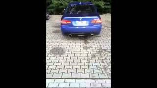 bmw 335i n54 wagner downpipe jb4 decat pp exhaust sound