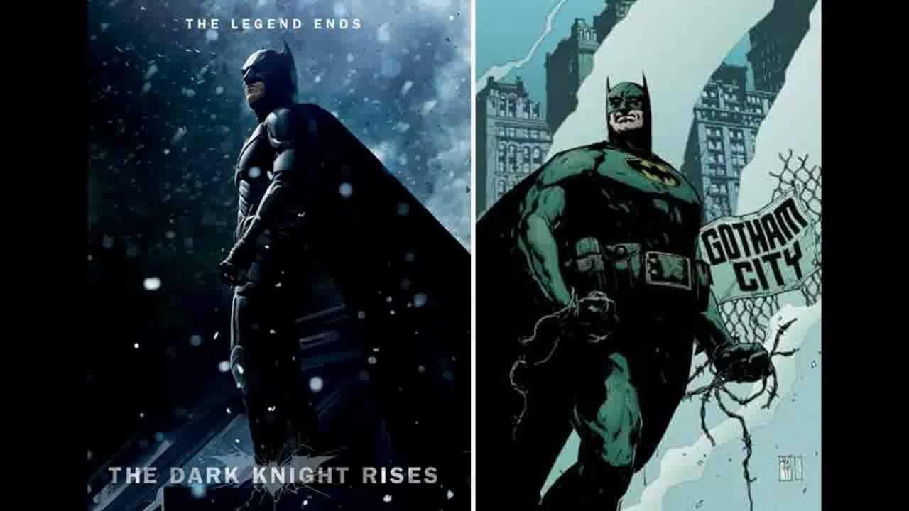 Comic book showdown: Watchmen vs. Dark Knight Returns