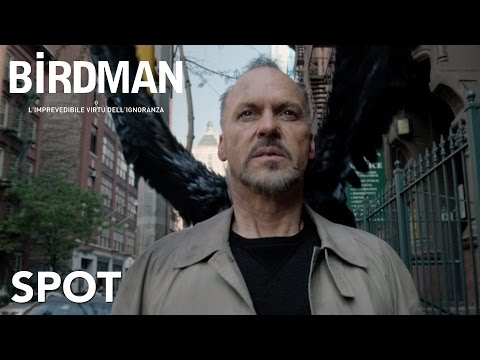 Birdman - O L'imprevedibile virtù dell'ignoranza | SPOT LEGENDS 15'' [HD] | 20th Century Fox