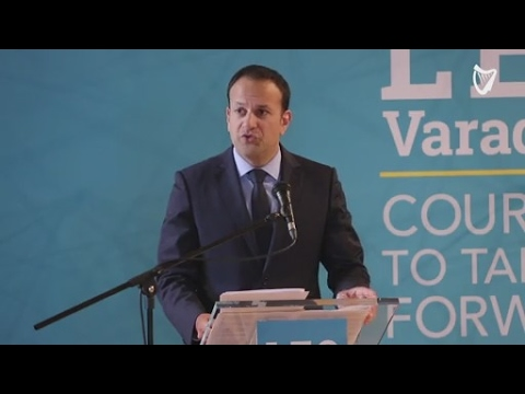 VIDEO: Leo Varadkar reveals his politicies if he is made Taoiseach