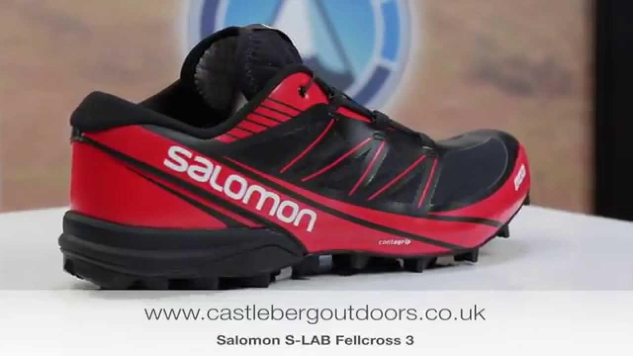 superior quality 6b849 6a912 Salomon S-LAB Fellcross 3 Review - YouTube