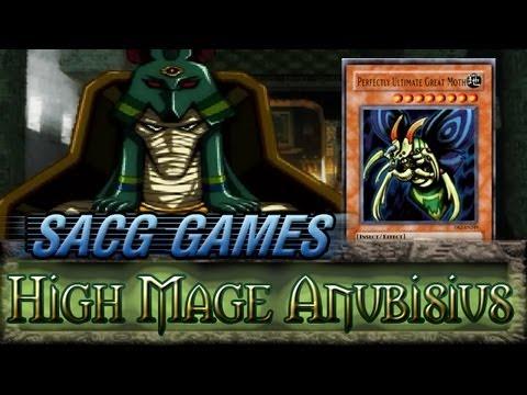 Yu-Gi-Oh Forbidden Memories - High Mage Anubisius