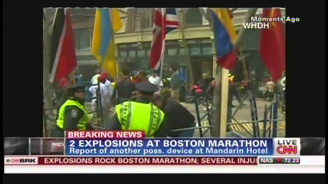 news coverage on the boston marathon bombing In the fast news moments after the boston bombing, there was a lot of stupidity on twitter people were sending obviously photoshopped.