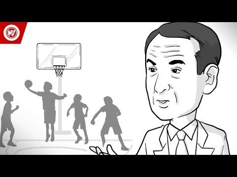 Coach K: Draw My Life | Mike Krzyzewski
